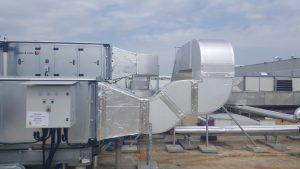 Az előszigetelt légcsatornák karbantartása