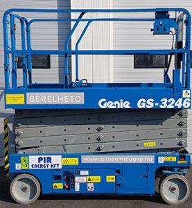 A Genie GS 3246 modellben megbúvó lehetőségek