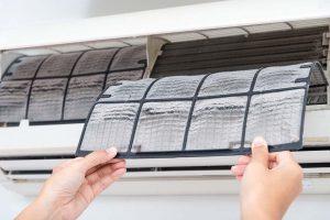 Három nyomós érv a légkondi rendszeres tisztítására