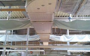 A sokoldalú textil légcsatorna