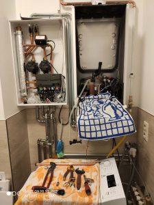 Milyen esetekben szükségeltetik a gázkészülék csere?
