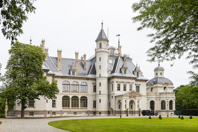 Újjáéledő múlt – kastélyfelújítás